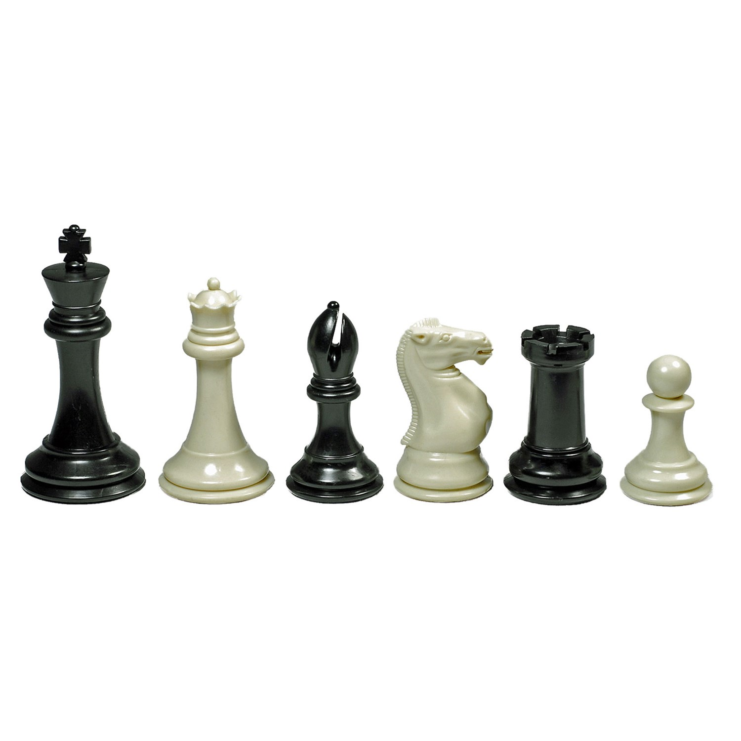 Premium tournament chess set with deluxe black canvas bag super weighted staunton chess pieces - Deluxe chess sets ...