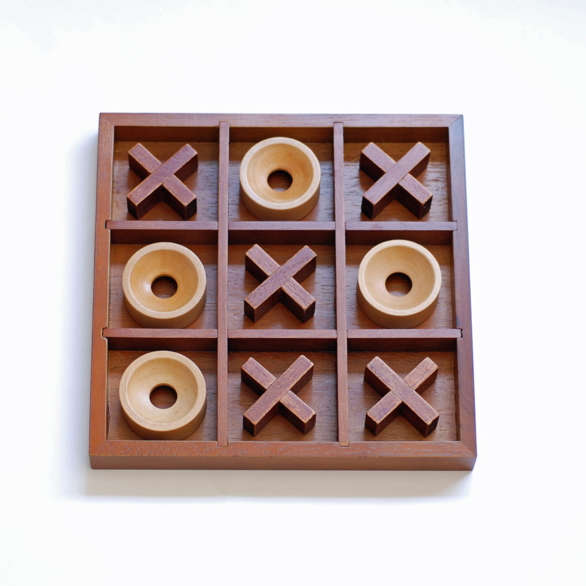 This is a picture of Declarative Tic Tac Toe Boards