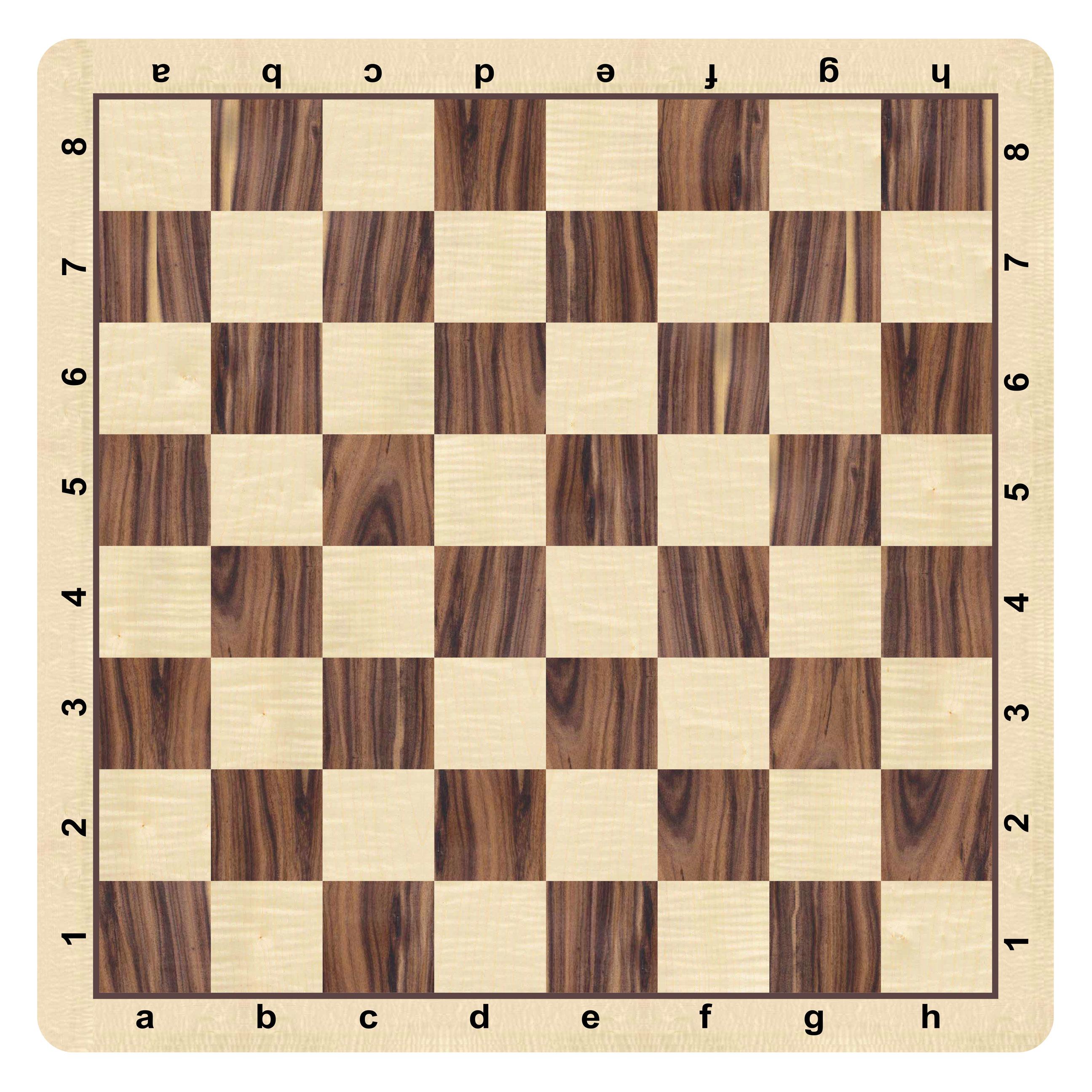 We Games Rosewood Amp Maple Grain Mousepad Chessboard 20
