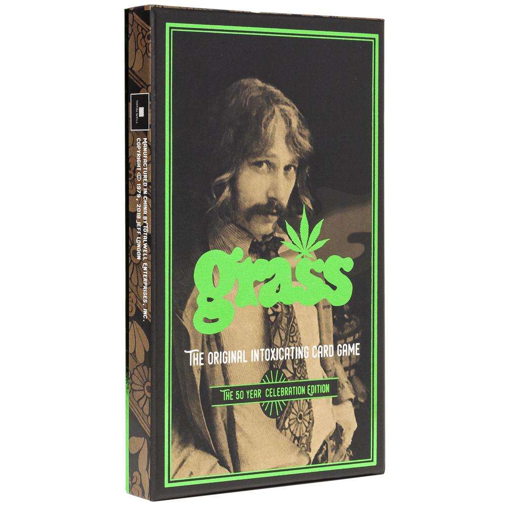 grass marijuana card game